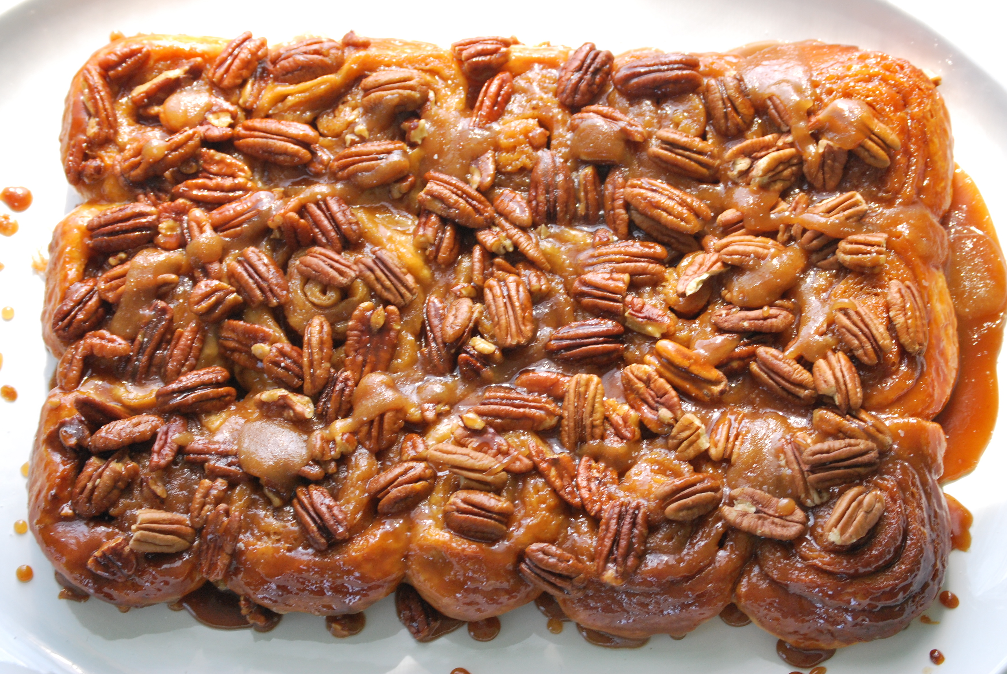Mark's Pecan Rolls Recipes — Dishmaps