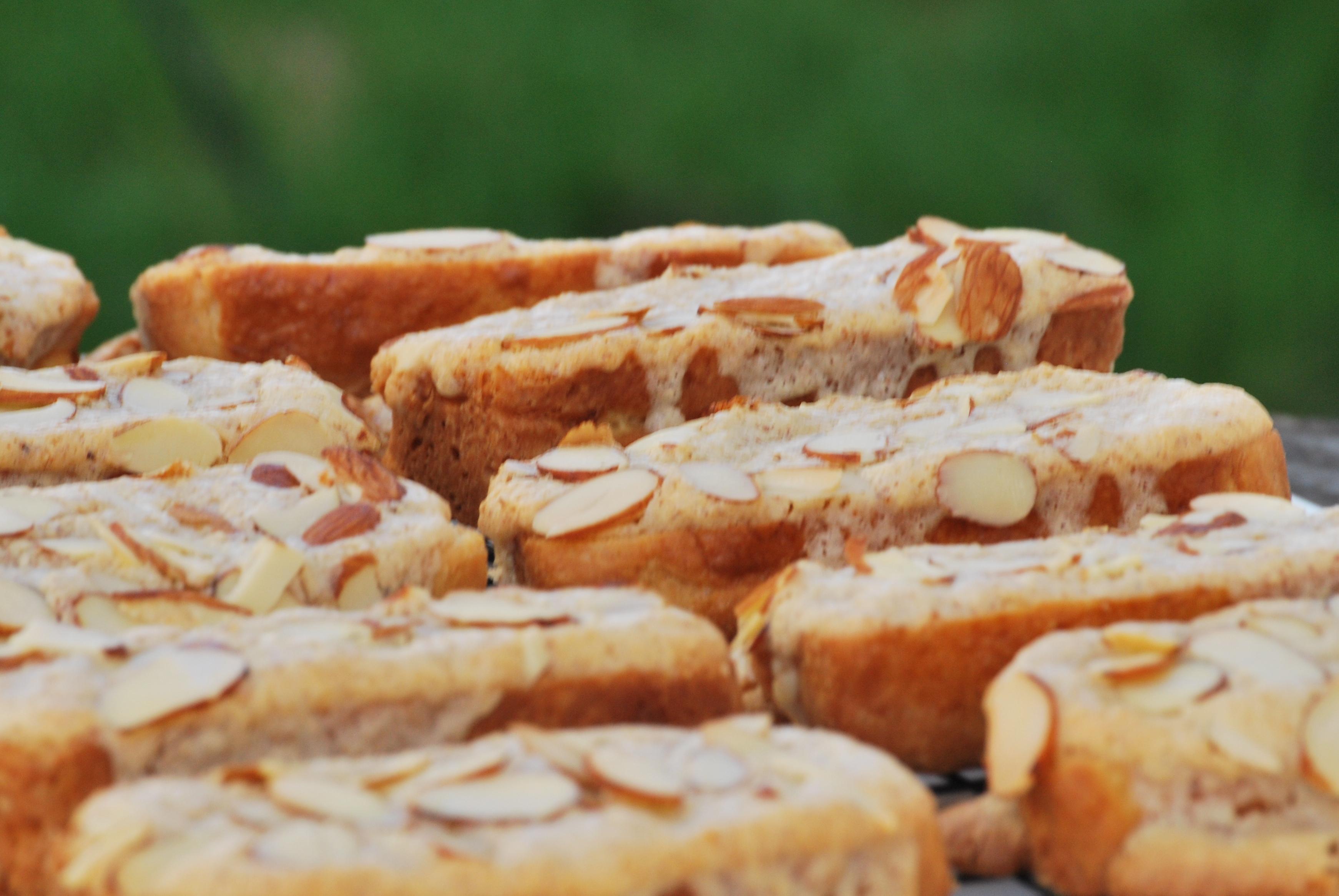 Almond Butter Bostock Recipes — Dishmaps