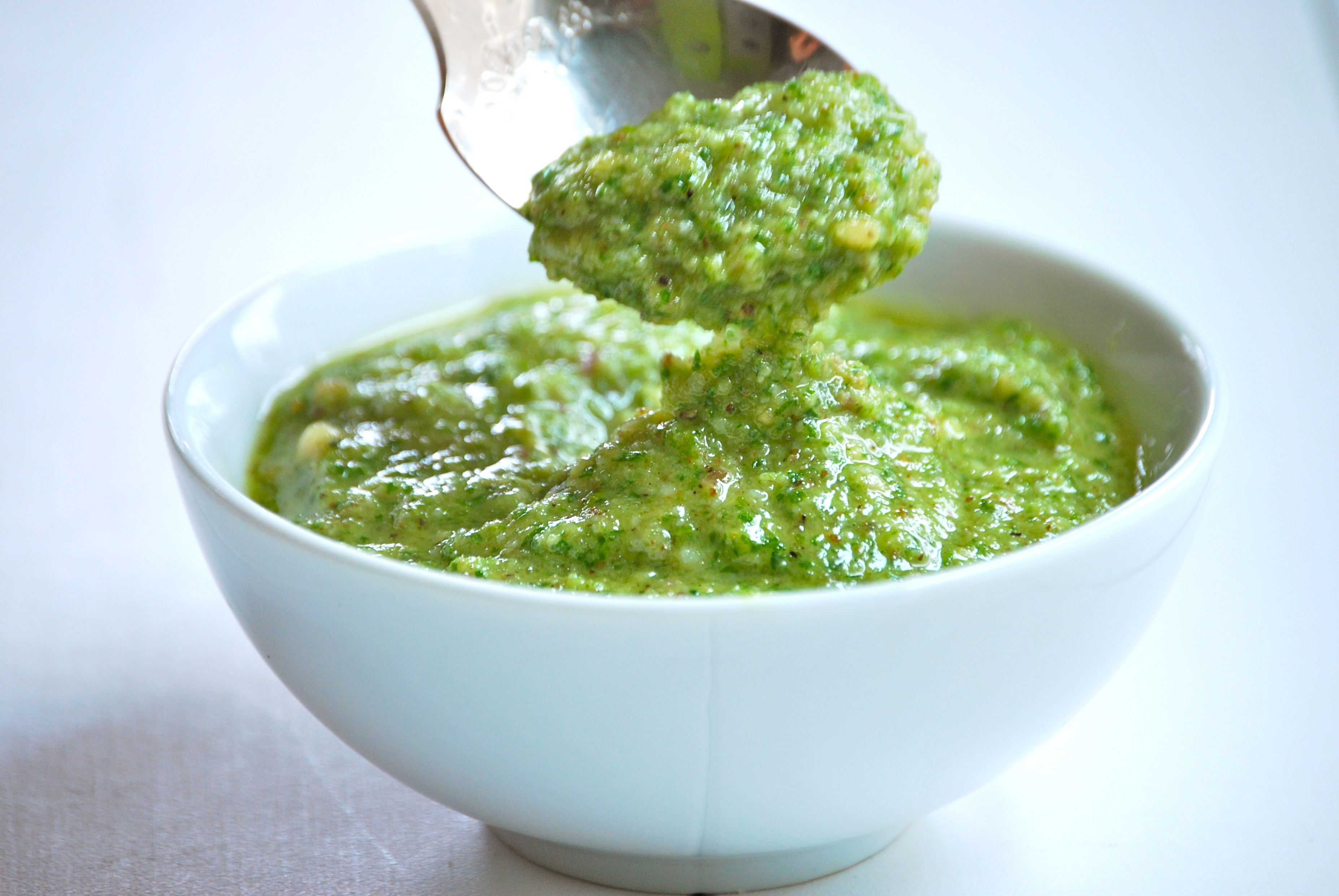 Ramp Pesto | Relishing It