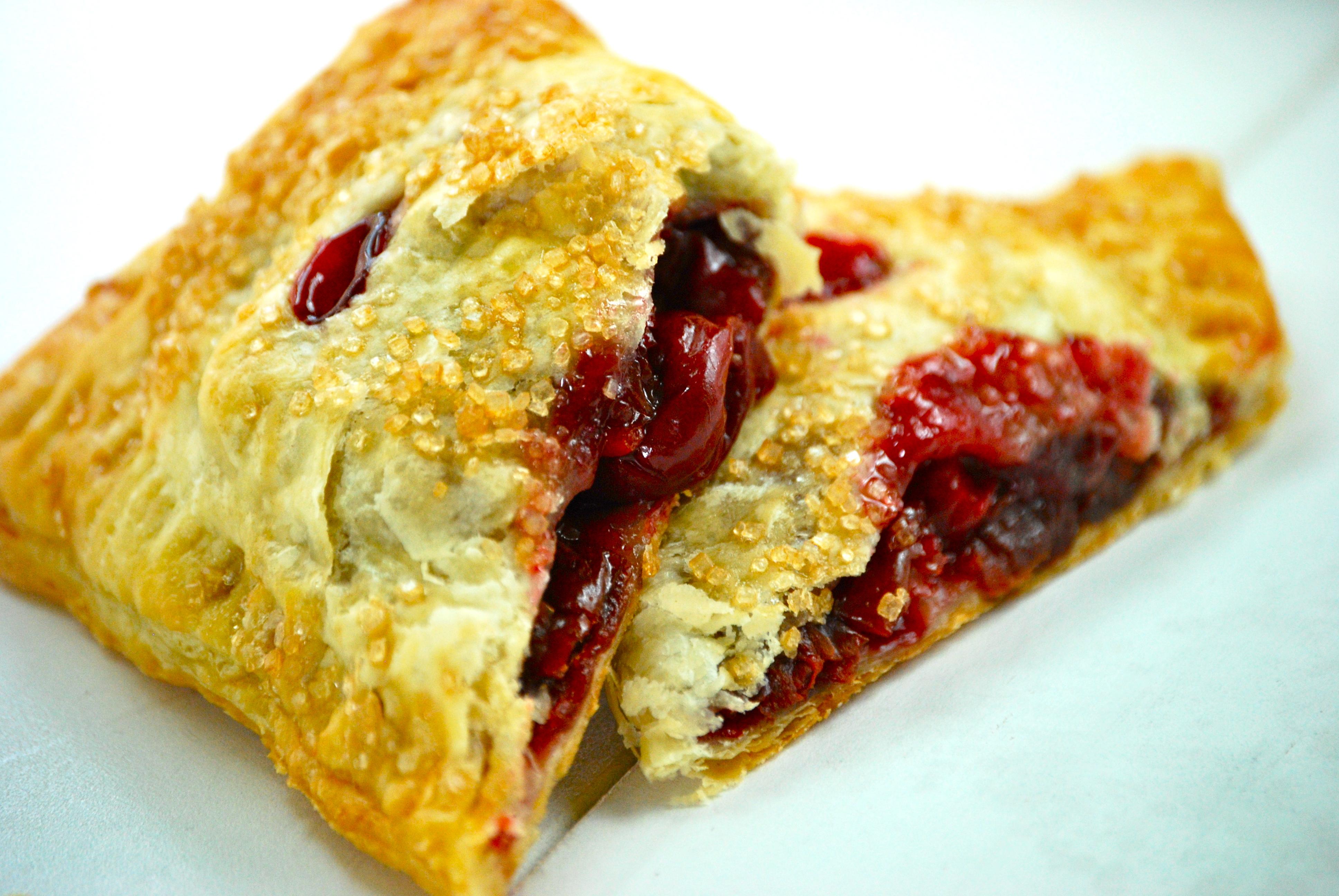 Cherry And Cardamom Custard Recipe — Dishmaps