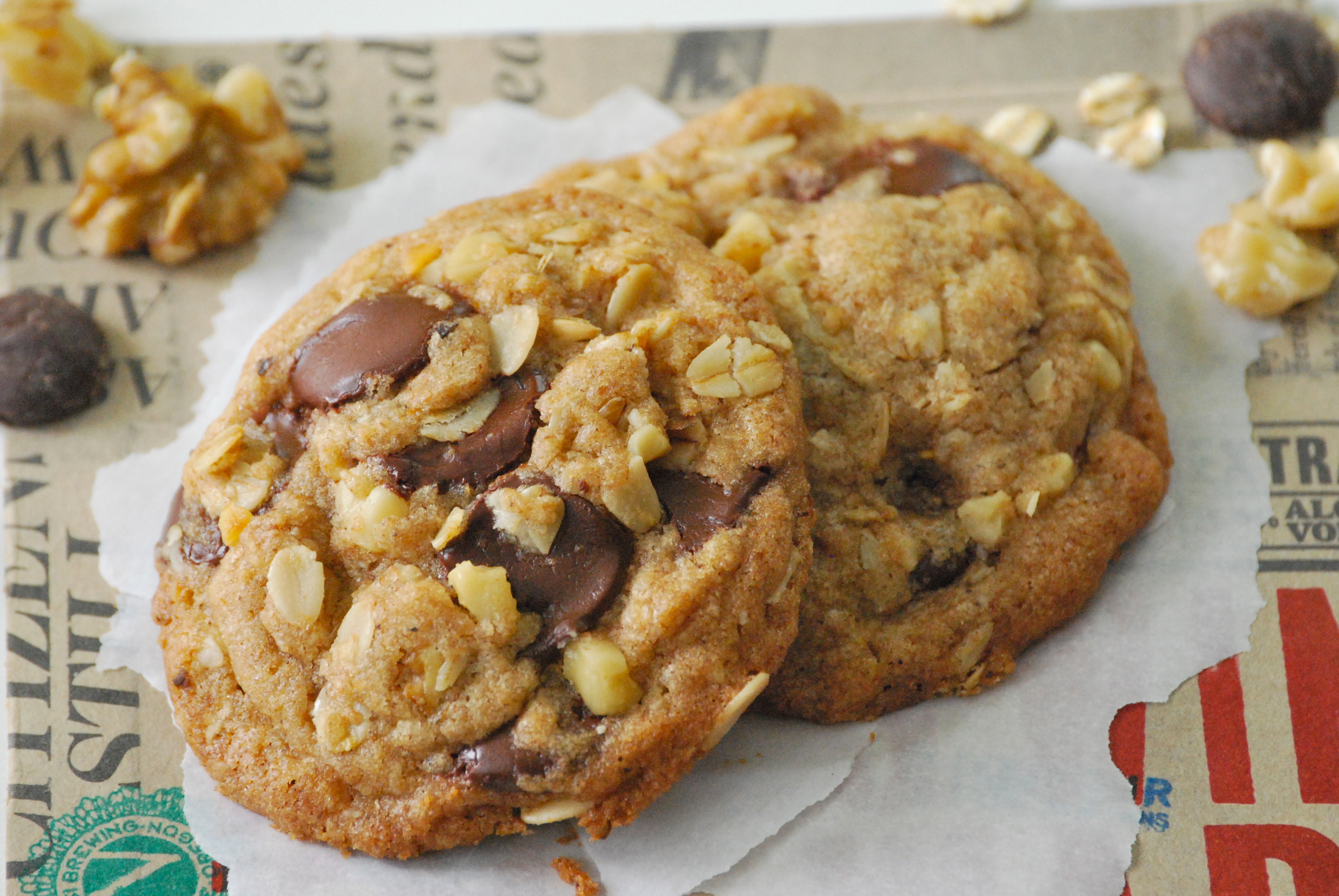 Cookie recipe oat flour