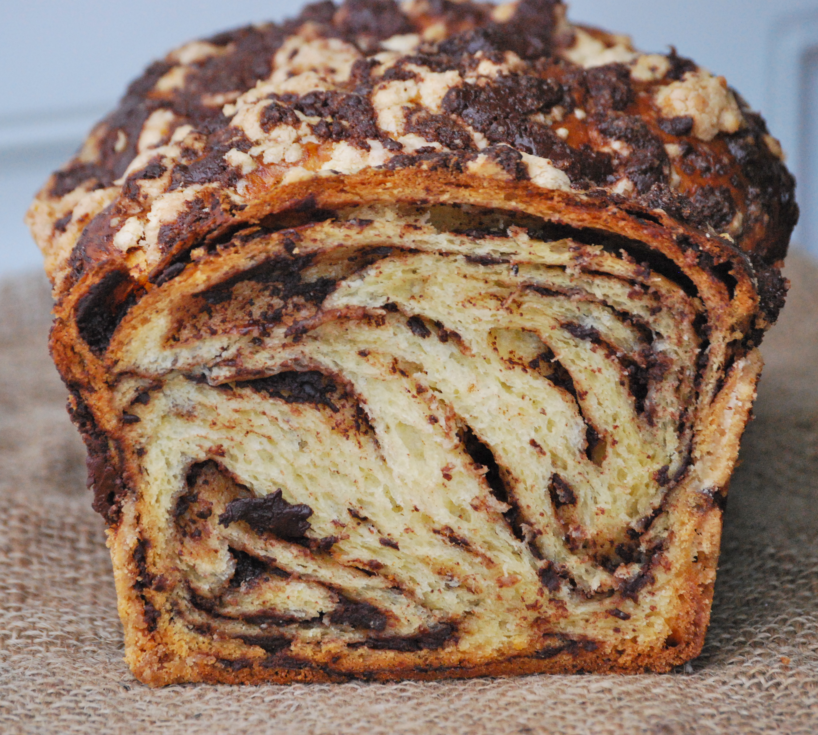 Chocolate Babka Recipe — Dishmaps