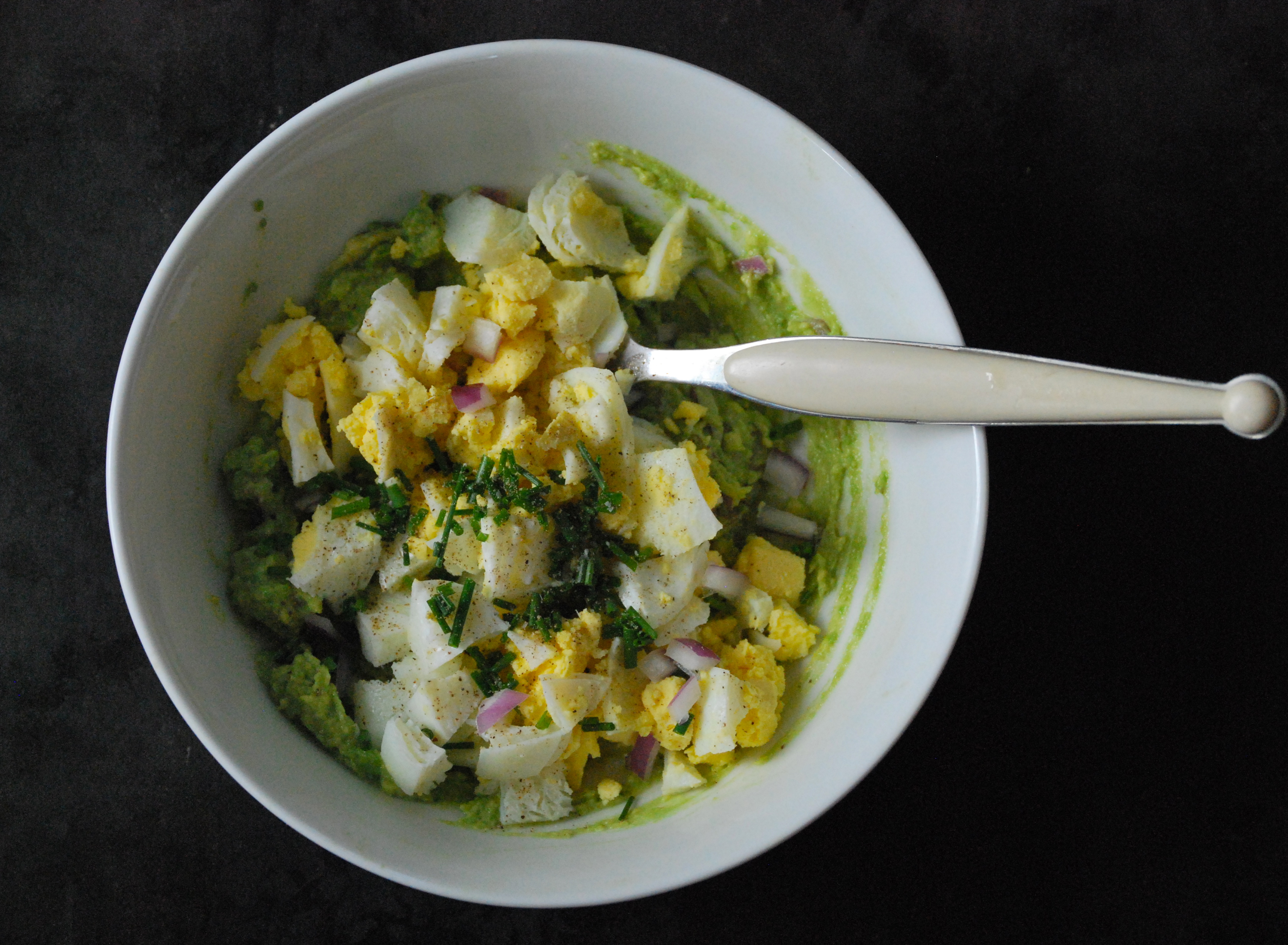 Avocado Egg Salad | Relishing It