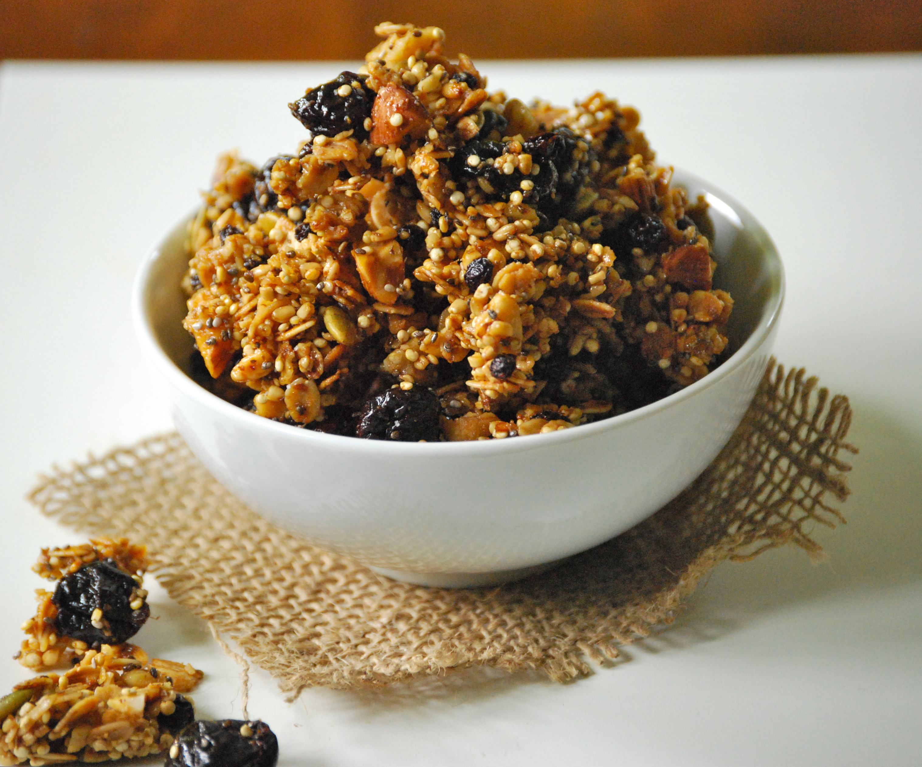 The Recipes: Homemade Granola Two Ways