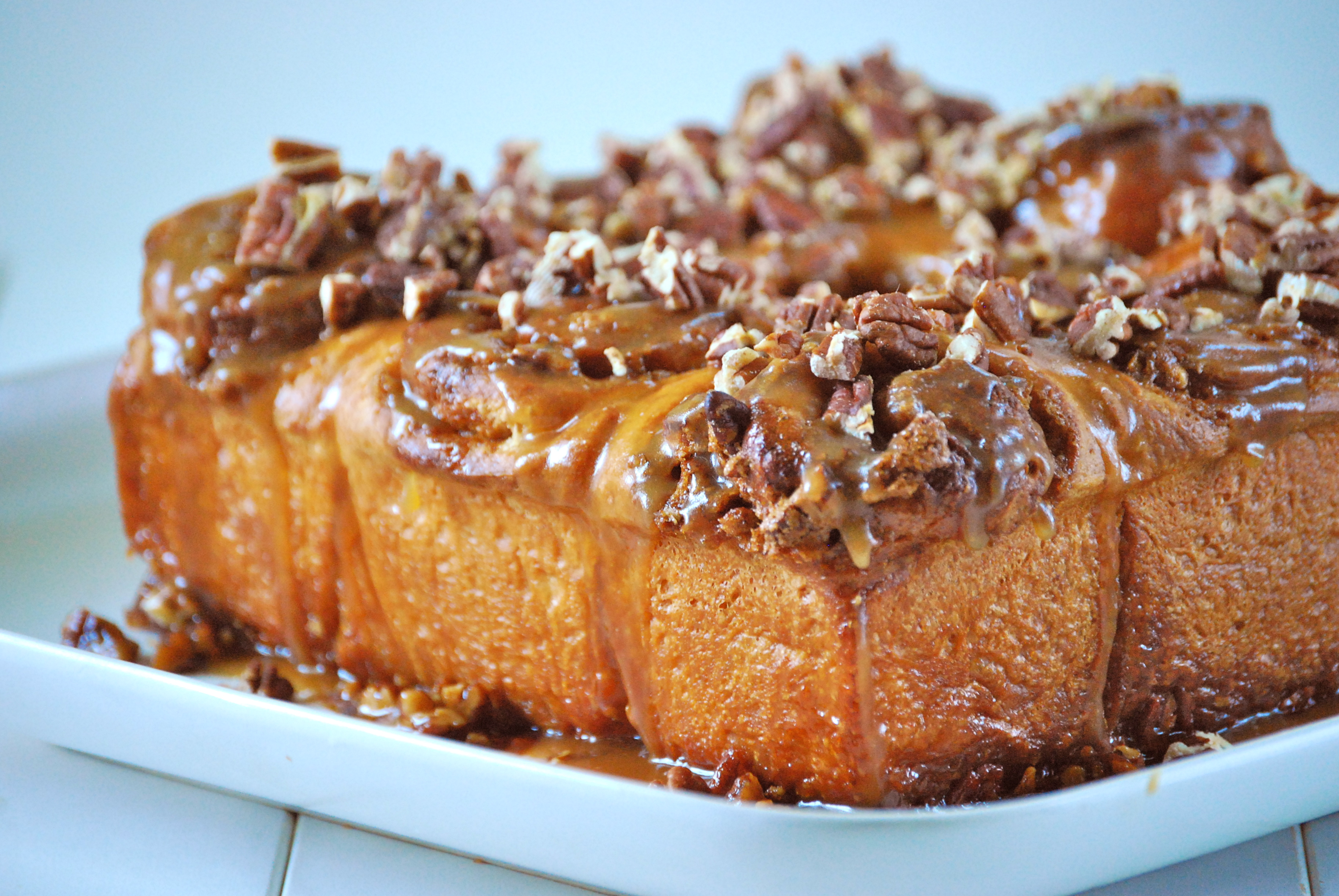 Perfect Caramel Sticky Buns | Relishing It