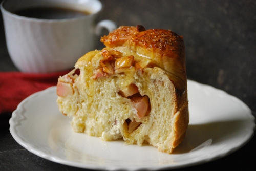 Apple Challah via Relishing It