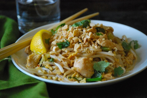 Pad Thai via Relishing It