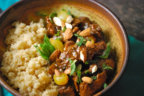 Lamb Tagine via Relishing It