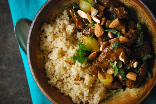 Moroccan Lamb Tagine via Relishing It