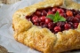 Sour Cherry Galette with an All Butter Pie Crust via Relishing It
