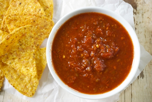 Perfect Canned Summer Salsa | Relishing It
