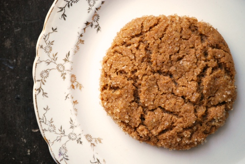 Spiced Ginger Cookies | Relishing It