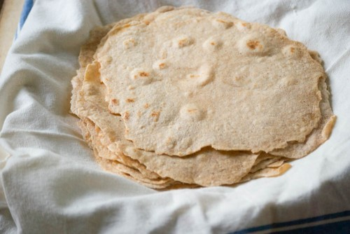 Homemade Tortillas | Relishing It