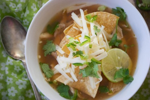 Sopa De Lima (Mexican Chicken Lime Soup) | Relishing It