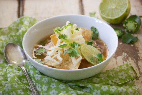 Sopa De Lima (Mexican Chicken Lime Soup)| Relishing It