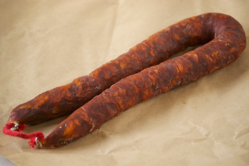 Spanish Chorizo for Paella | Relishing It