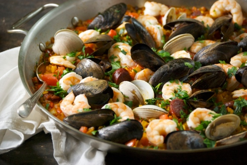 Paella | Relishing It