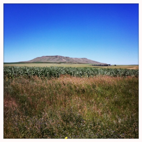 Black Butte, North Dakota | Relishing It