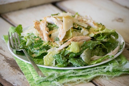 Homemade Caesar Dressing | Relishing It