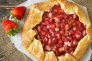 Rhubarb and Strawberry Galette | Relishing It
