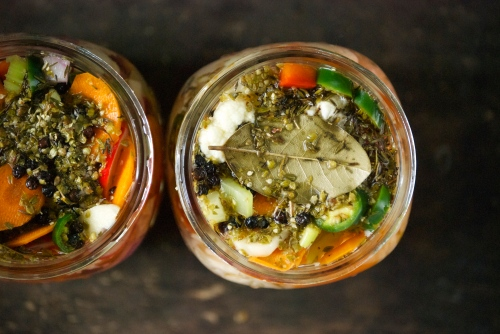 Giardiniera | Relishing It