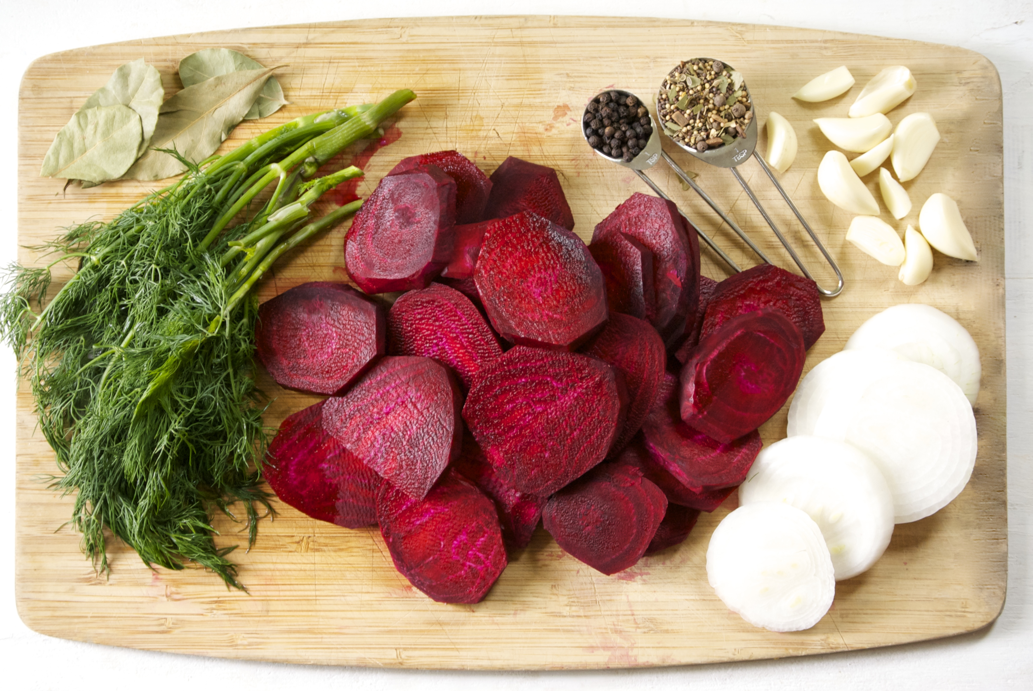 Pickled Eggs with Fresh Beets and Dill | Relishing It