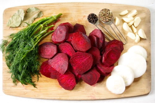 Pickled Beets with Fresh Beets and Dill | Relishing It