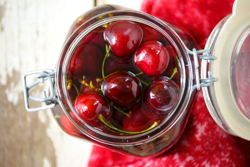Cocktail Cherries | Relishing It