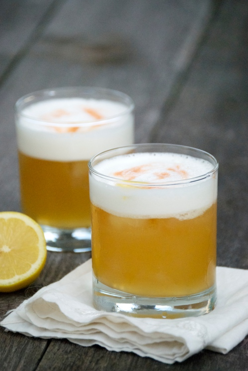 Happy Hour: Whiskey Sour | Relishing It