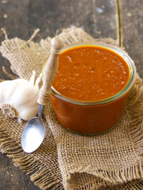 Easy Homemade Enchilada Sauce | Relishing It