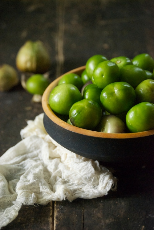 Roasted Tomatillo and Pork Stew | Relishing It