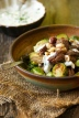 Roasted Brussel Sprouts, Mushrooms, and Beef with Horseradish Cream Sauce | Relishing It