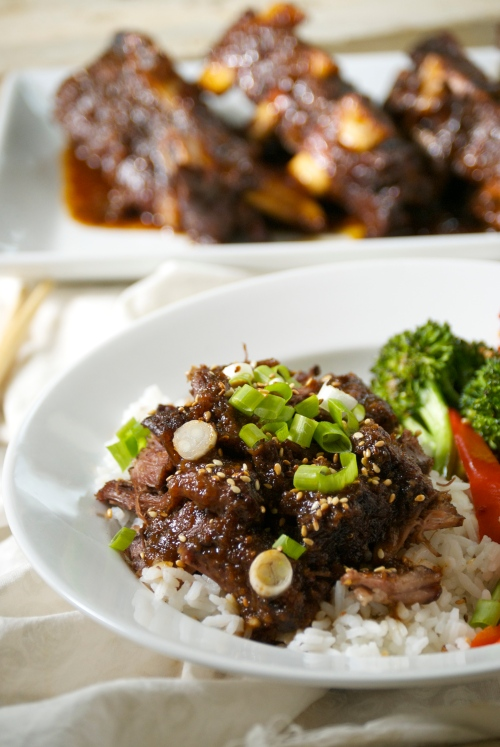 Braised Korean Beef Short Ribs | Relishing It