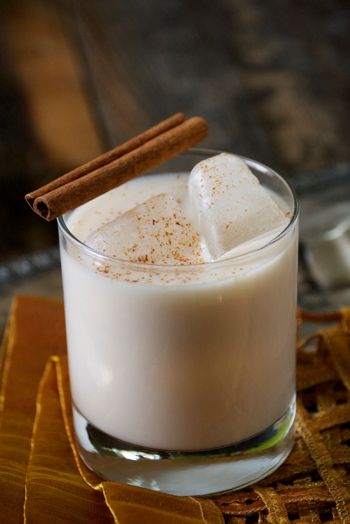 Boozy Homemade Horchata Cocktail | Relishing It